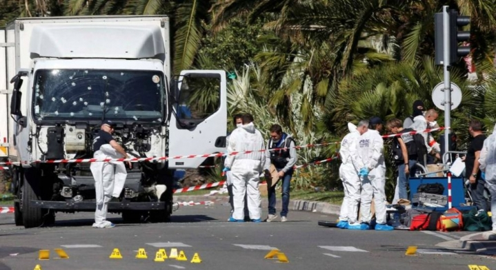 IMAN Chairman condemns Nice lorry attack